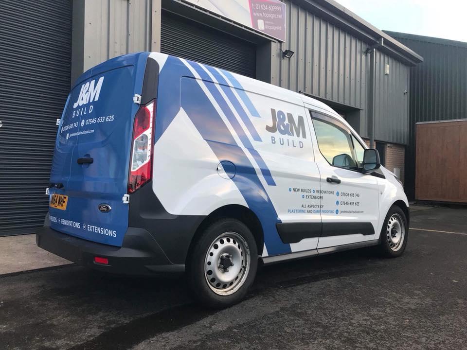 J&M Build