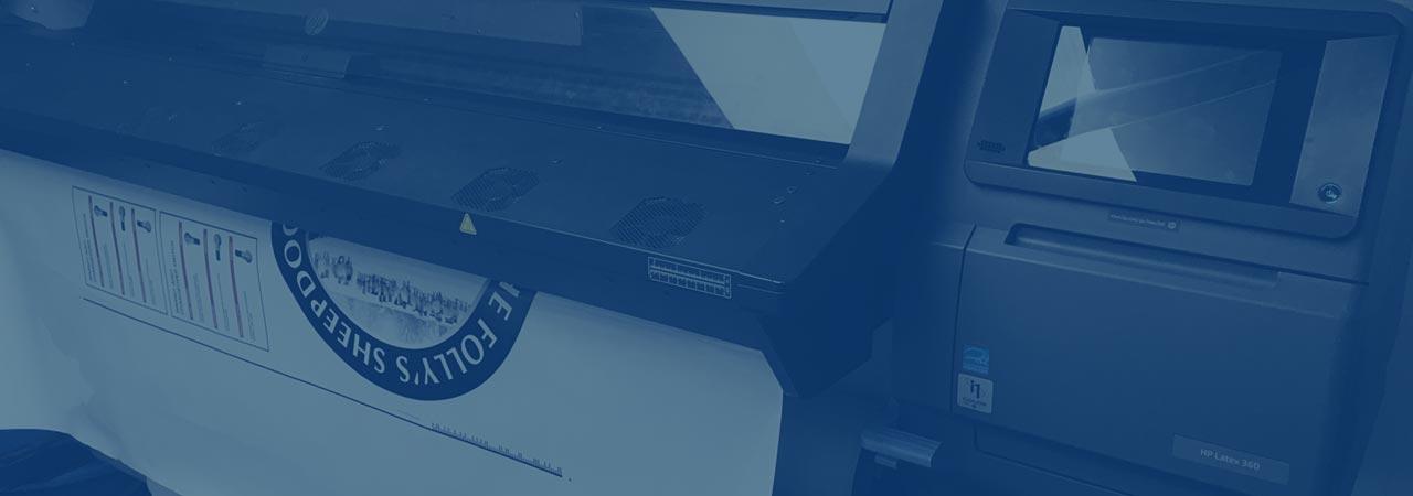 Top Signs - Large Format Digital Printing
