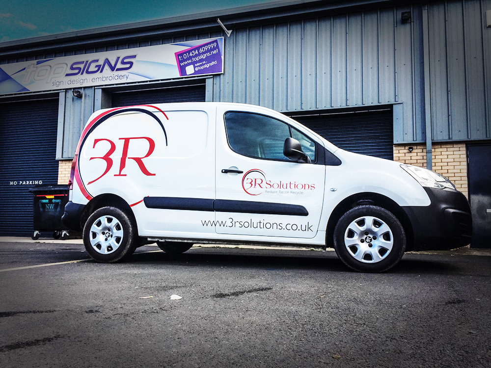 3RSolutions - Vehicle Graphics